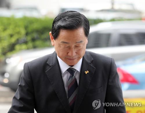 김상곤 사회부총리 겸 교육부 장관 후보자 [연합뉴스 자료사진]