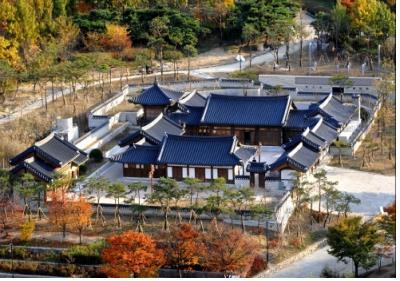 남산국악당 전경