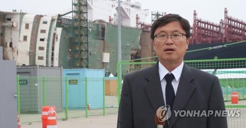 이철조 세월호 현장수습본부장