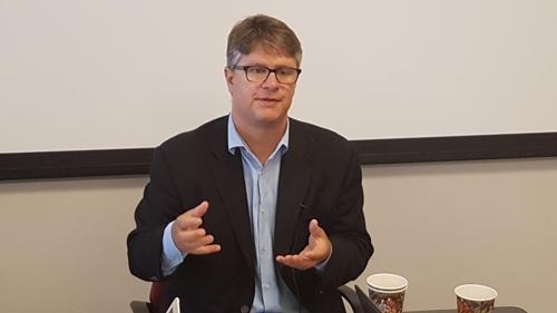 빌 볼드 샌디에이고 경제협의회(EDC) 바이오산업 담당 컨설턴트