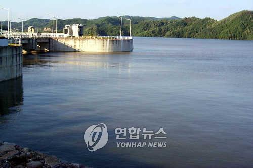 임하댐 [연합뉴스 자료사진]