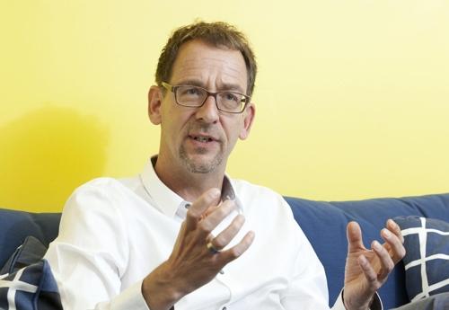 안드레 슈미트갈 이케아코리아 대표