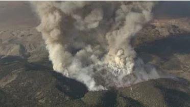 빅베어 지역 산불