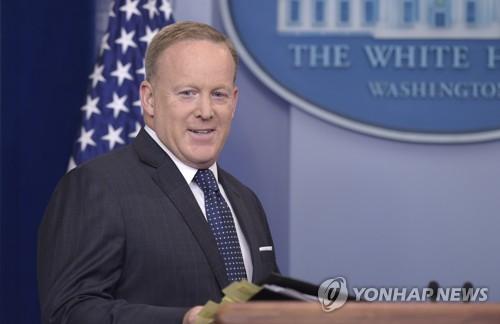 스파이서 미국 백악관 대변인