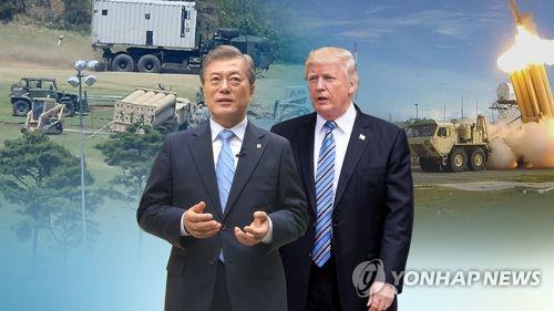 文대통령, 트럼프와 첫 대좌로 정상외교전 데뷔…'정공법'