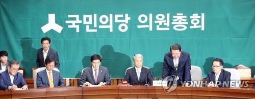 '문준용 의혹제보 조작' 파문 특검 놓고 정치권 논란