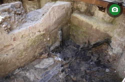 로마서 지하철 공사 중 '미니 폼페이' 유적 발굴