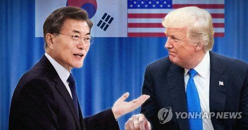 文대통령, 30일 트럼프와 만난다…취임 후 첫 韓美정상회담