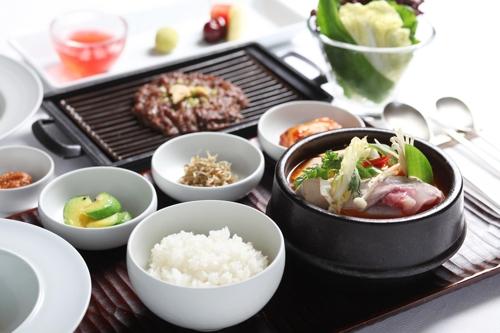 롯데호텔 서울 무궁화 보양식