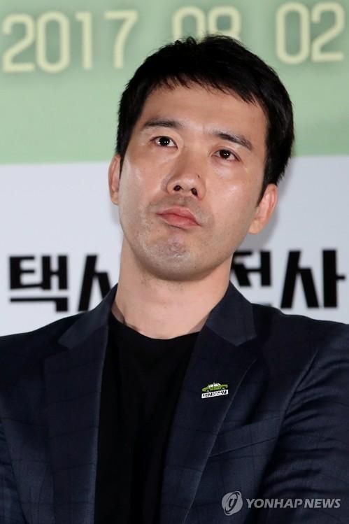 영화 '택시운전사'의 장훈 감독