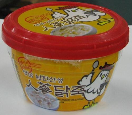 '성남 남한산성 인삼닭죽'