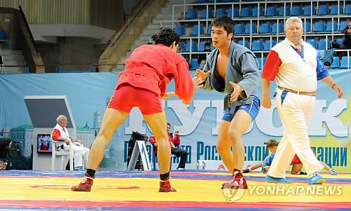 삼보대회[연합뉴스 자료사진]
