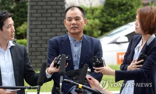 김성호 전 의원 [연합뉴스 자료사진]