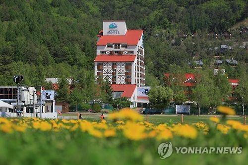 용평리조트[연합뉴스 자료사진]