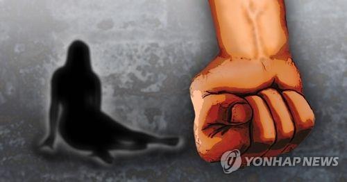 '노래 취소' 여자친구 폭행…치아 부러뜨린 20대