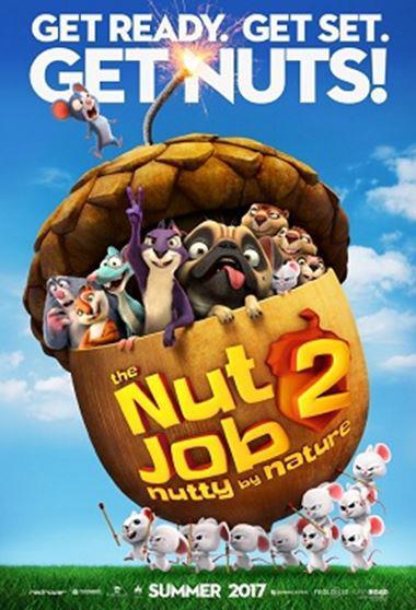 '넛잡 2' 포스터