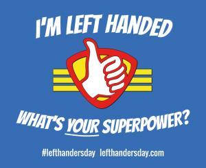 [이희용의 글로벌시대] '국제 왼손잡이의 날'을 아시나요?