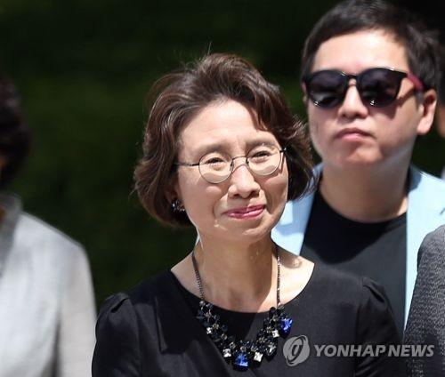 전수안 전 대법관 [연합뉴스 자료사진]