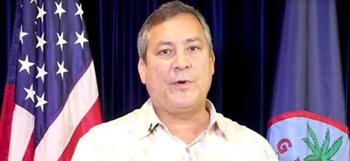 에디 바자 칼보 괌 주지사