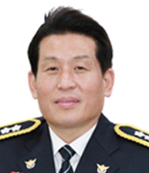 강인철 경찰중앙학교장 [연합뉴스 자료사진]