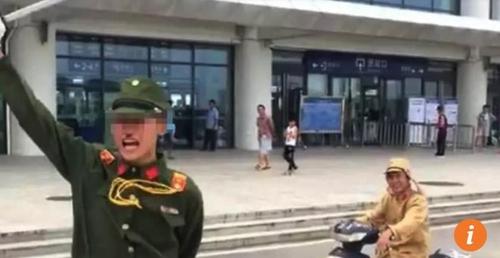 중국 청년들 사이에 '일본군 코스프레' 유행(?)