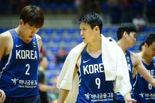 한국 남자농구, FIBA 아시아컵 4강 안착…이란과 준결승(종합)