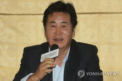 심사위원장으로 나선 배우 유동근