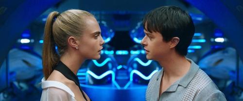 영화 '발레리안: 천 개 행성의 도시'