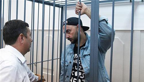 러시아 야권 성향 영화감독 거액 횡령 혐의로 가택연금(종합)