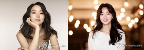 배우 신혜선(좌), 채수빈(우)