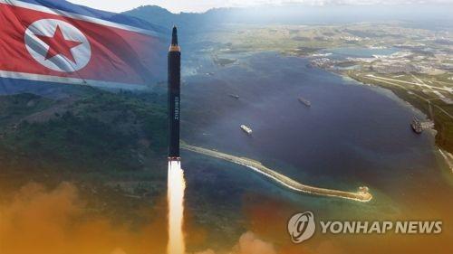 북한의 IRBM 화성-12형