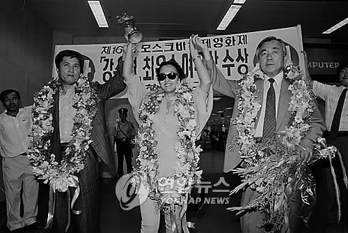[이희용의 글로벌시대] 강수연과 베니스영화제 수상 30년