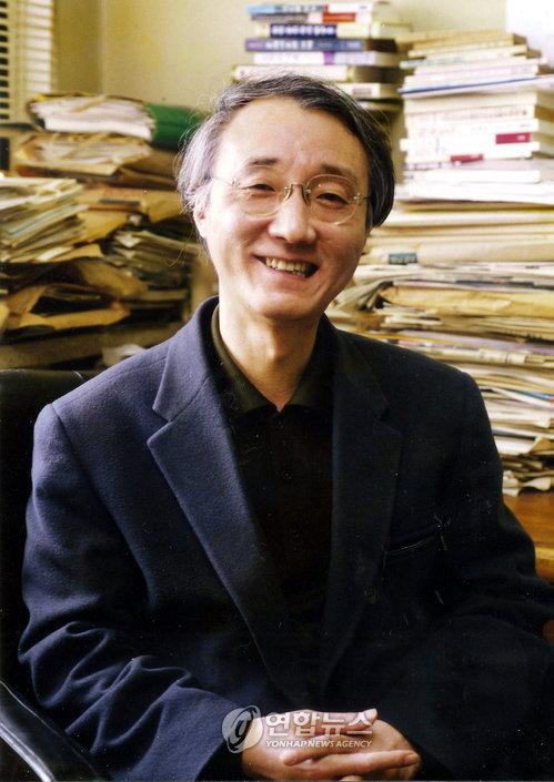 5일 숨진 소설가 마광수 전 연세대 교수 [연합뉴스 자료사진]