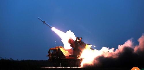 중국군, 서해에서 미사일 요격훈련 실시
