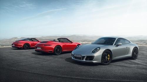 포르쉐 '뉴 911 4 GTS'