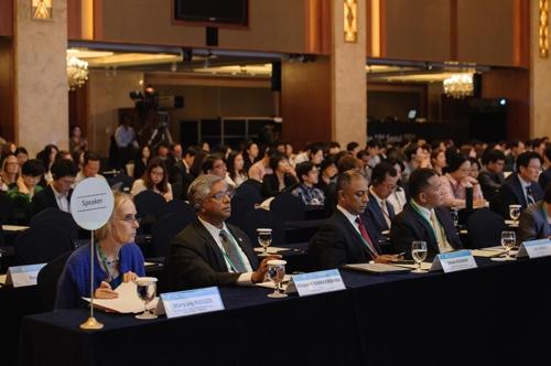 지난해 열린 서울 ODA 국제회의