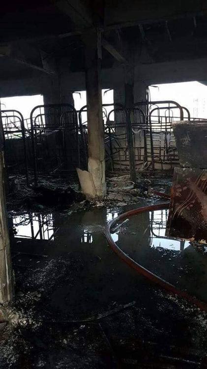 25명 생명 앗아간 말레이 기숙사 화재