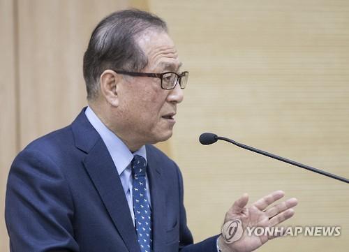정세현 전 통일부 장관(자료사진)