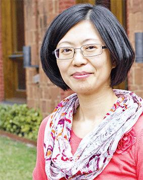 제35회 캐나다 한인상 받는 김하나씨