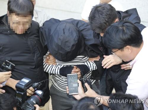 나체 여성 살해 지켜본 피의자 여친…살인방조 혐의 체포