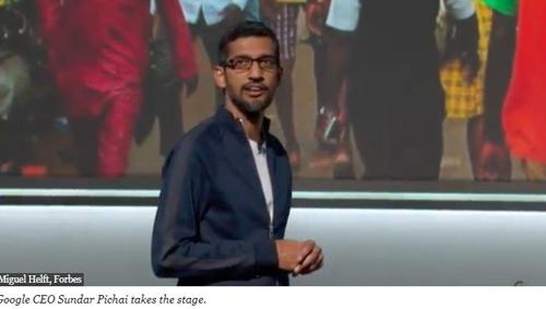 구글 순드라 피차이 CEO