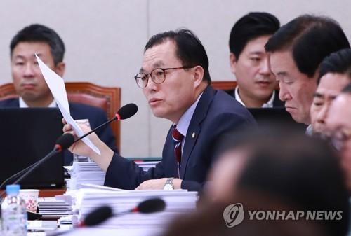 이채익 자유한국당 의원[연합뉴스 자료사진]