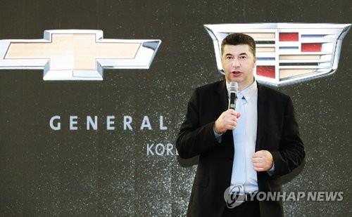 카허 카젬 한국GM 사장