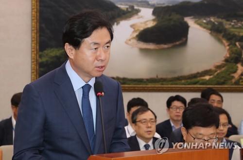 김영춘 해수부 장관