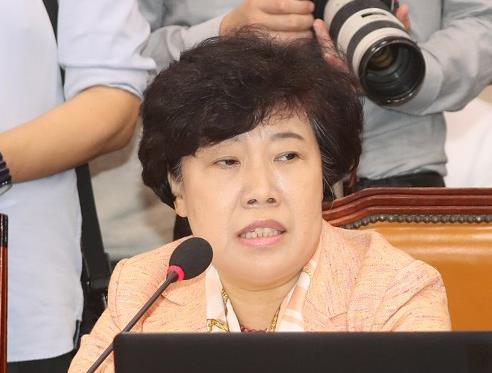 조배숙 의원 [연합뉴스 자료사진]