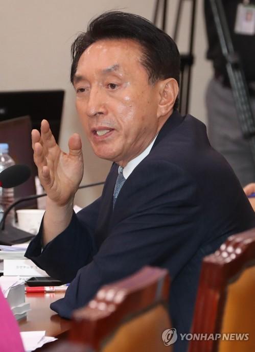 김석기 의원[연합뉴스 자료사진]