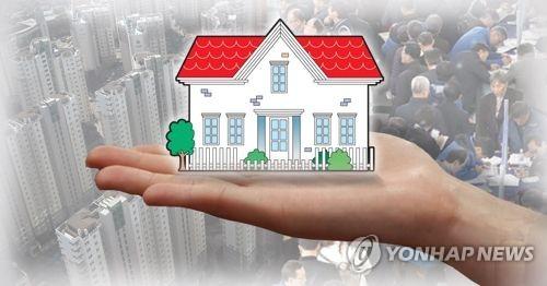 임대주택 [연합뉴스 자료 이미지]