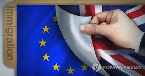유럽연합-영국 브렉시트 협상 '신경전' [연합뉴스 PG]