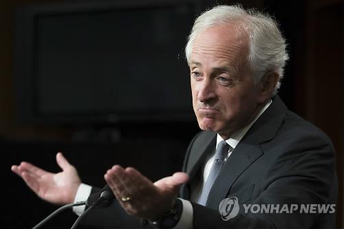 밥 코커 상원 외교위원장