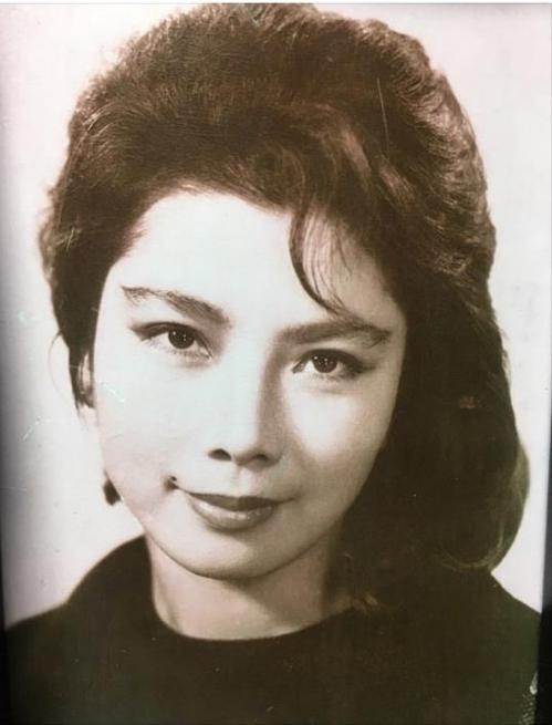 젊은 시절 김보애씨